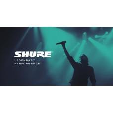 Microfonía Shure