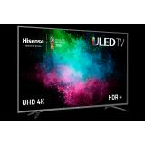 "TV 75"" ULED HDR+ ULTRA SLIM HISENSE"